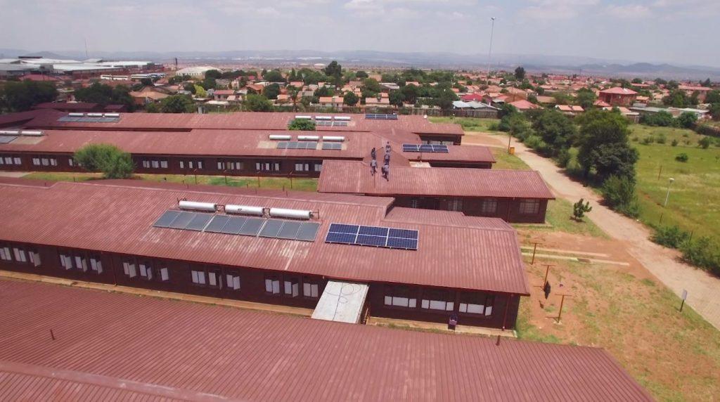 Το οικοτροφείο στην περιοχή Πρετόρια στην Νότια Αφρική υπό την «ομπρέλα» της Nissan