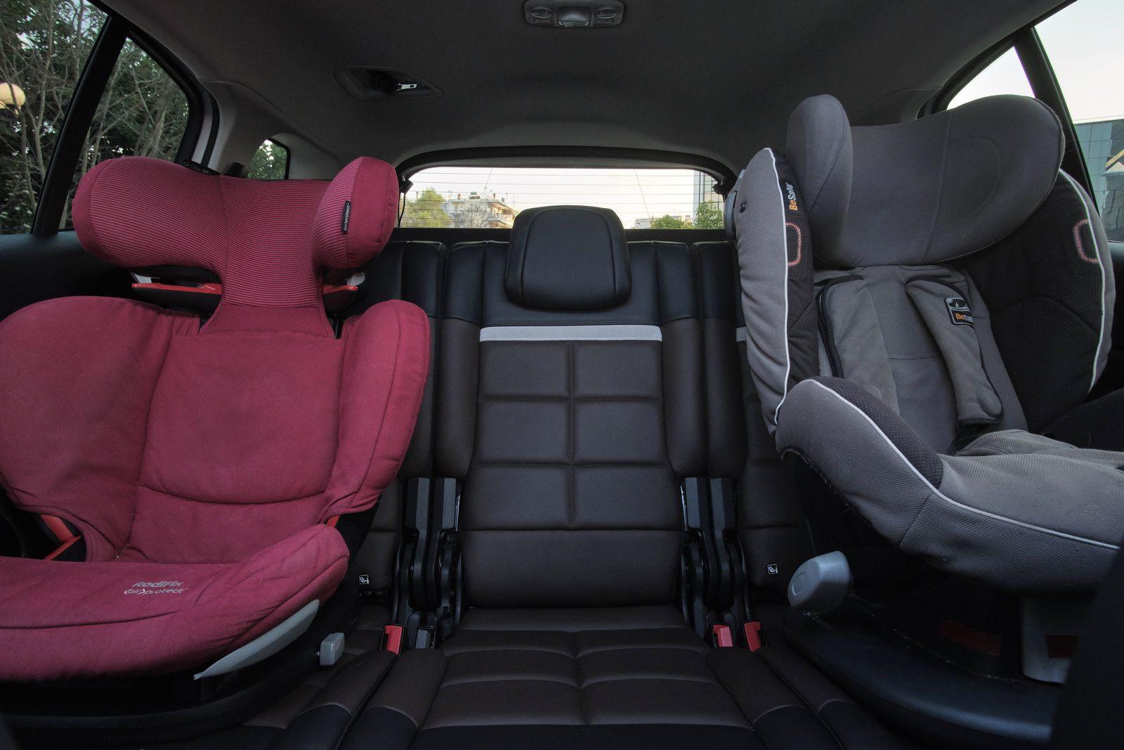 Νέο Citroën C5 Aircross Comfort Class SUV