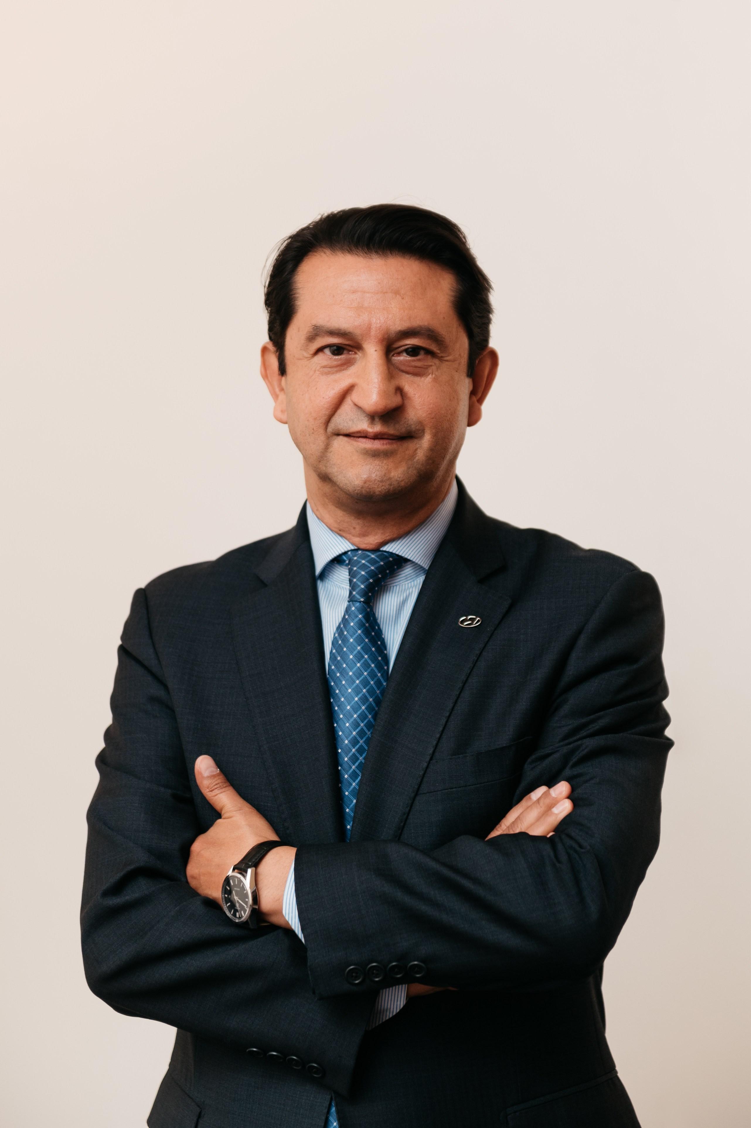 O José Muñoz αναλαμβάνει ηγετική θέση στη Hyundai