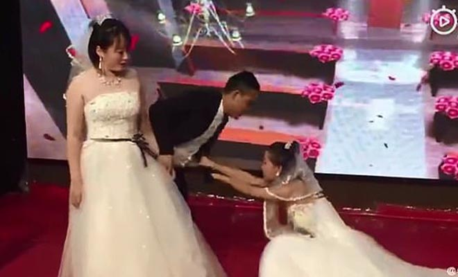 Πρώην του γαμπρού τίναξε στον αέρα τον γάμο [Βίντεο]