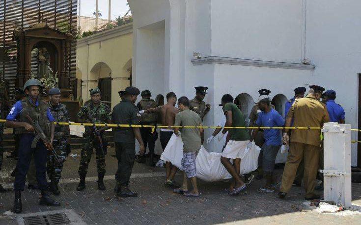Σρι Λάνκα: Αποτροπιασμός και οργή για τις φονικές επιθέσεις