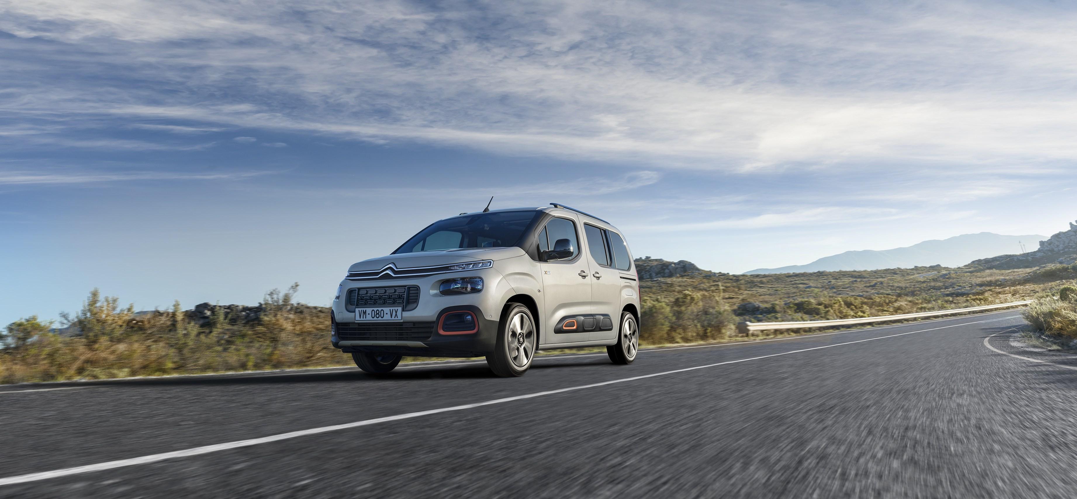 Νέο Citroën Berlingo:Η λύση για τον επαγγελματία