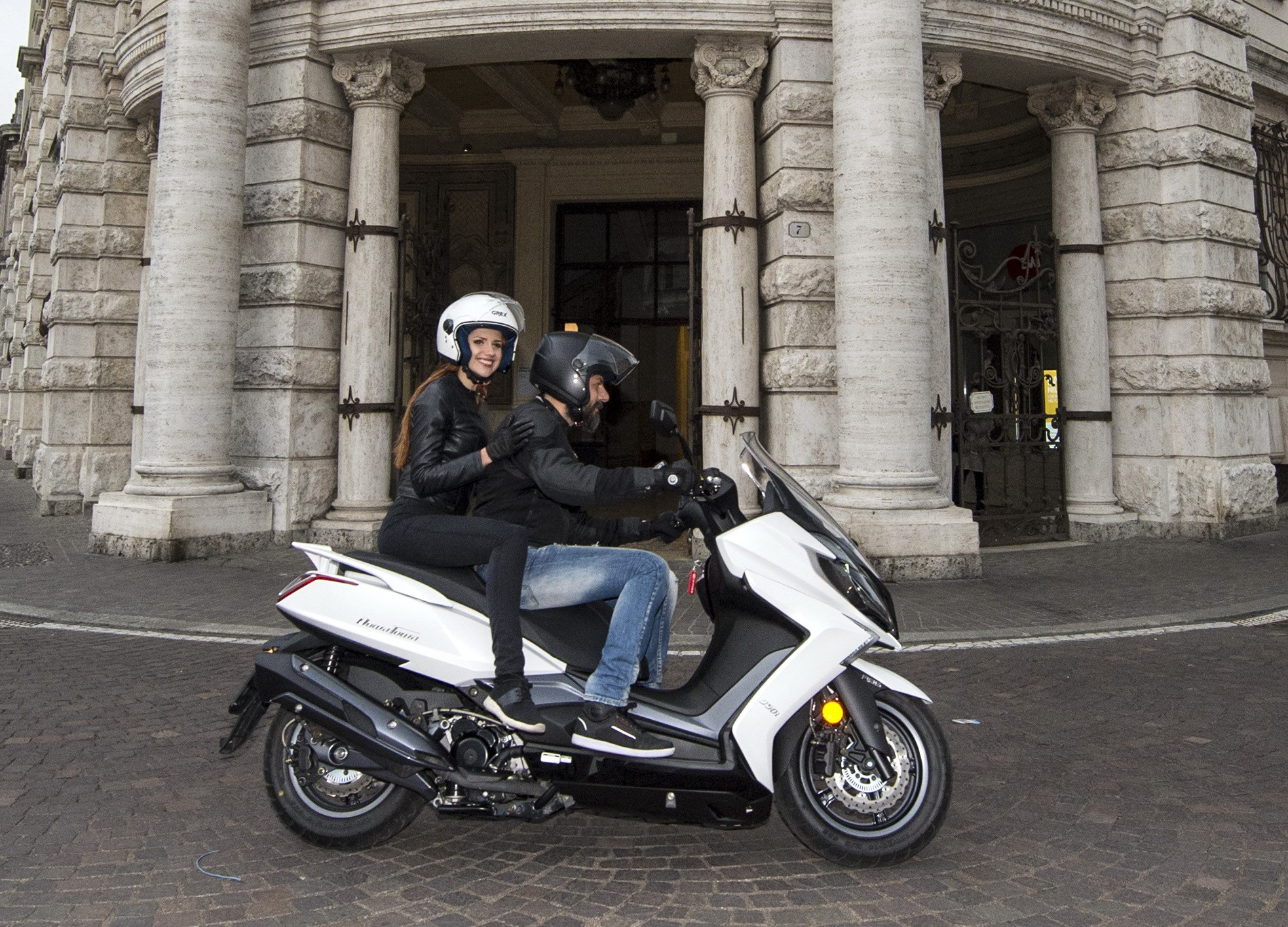 Kymco Downtown 350i ABS Noodoe