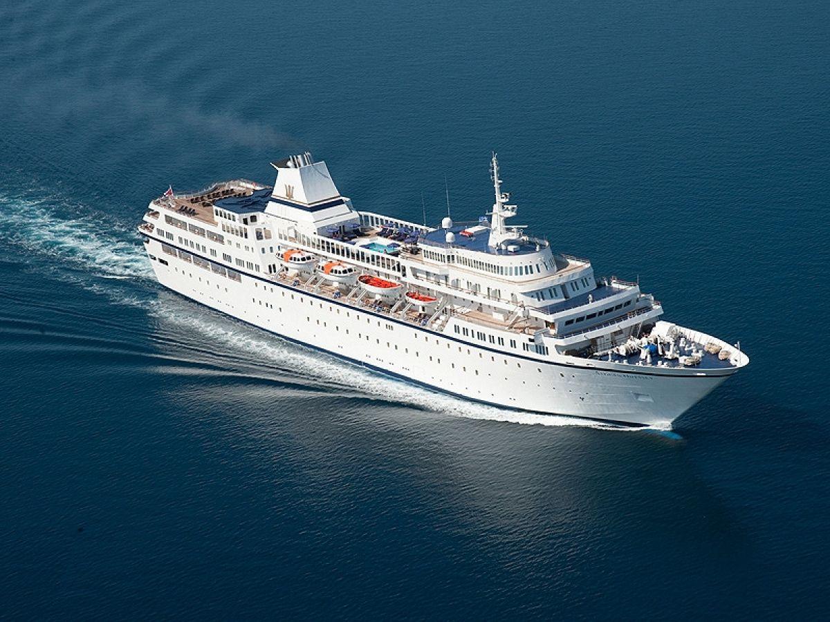 Χανιά: Στη Σούδα κρουαζιερόπλοιο με 339 επιβάτες λόγω βλάβης