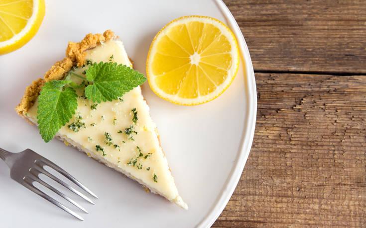 Εύκολη lime pie
