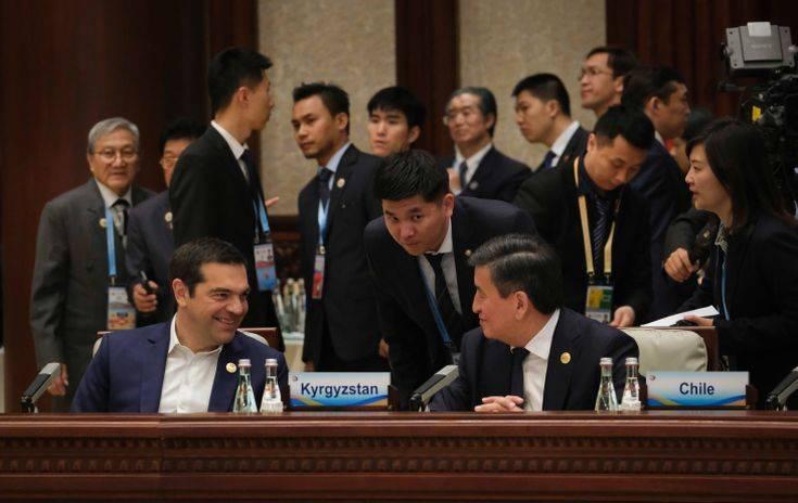 Αλέξης Τσίπρας στην Κίνα: Εκτενής αναφορά στα κινεζικά ΜΜΕ