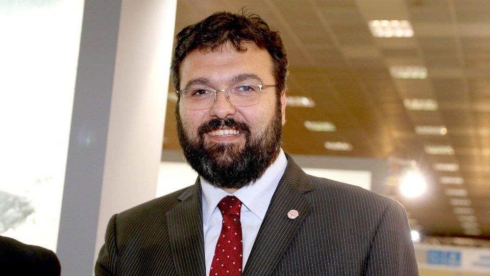Ο υφυπουργός αθλητισμού, Γιώργος Βασιλειάδης, την Μεγάλη Τρίτη καλεσμένος στο Sportnews