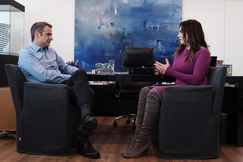 Στο ευρωψηφοδέλτιο της ΝΔ η δημοσιογράφος Βίκυ Φλέσσα