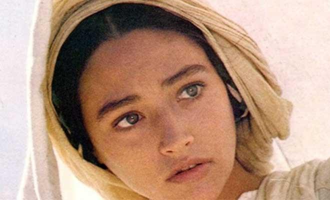Πως είναι σήμερα η «Παναγία» από την ταινία «Ο Ιησούς από τη Ναζαρέτ»