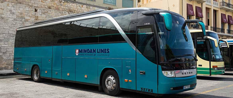 Κρήτη: Δωρεάν wi-fi για τους επιβάτες του αστικού και υπεραστικού ΚΤΕΛ