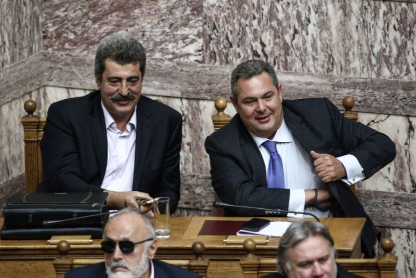 Καμμένος και Πολάκης ζήτησαν να μην αρθεί η ασυλία τους
