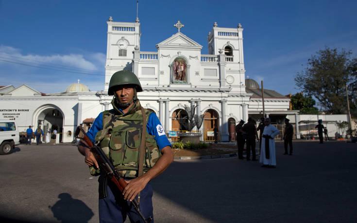 Μακελειό στη Σρι Λάνκα: Ήταν αντίποινα για το χτύπημα στη Νέα Ζηλανδία