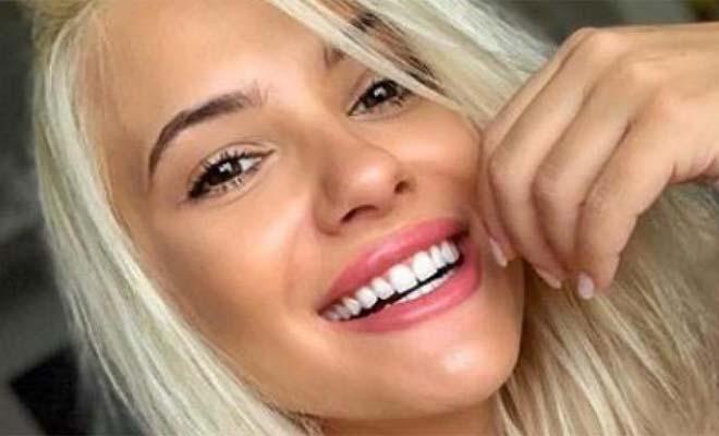 Η Λάουρα Νάργες δεν είναι πια ξανθιά – Το ανατρεπτικό χρώμα που έβαψε τα μαλλιά της