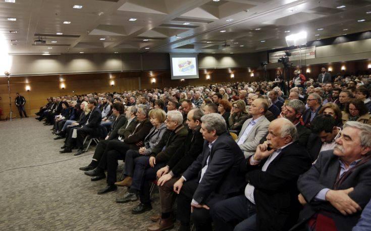 Οι 42 υποψήφιοι του ΚΚΕ στις Ευρωεκλογές