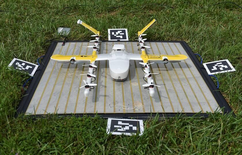 Αυστραλία: Ξεκίνησαν τις διανομές τα drones της Google