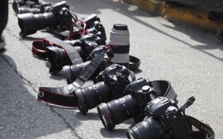 «Καταγγέλλουμε το νέο κρούσμα βίας και εκφοβισμού κατά φωτορεπόρτερ»