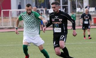 Ο Λυμπερόπουλος δεν ξεχνάει την τέχνη του γκολ