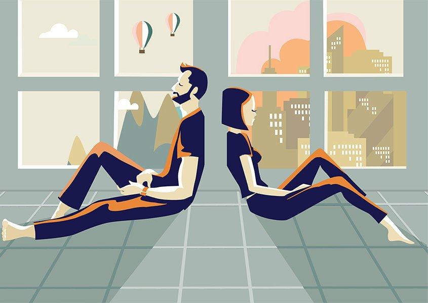 Είμαι άνεργη και ο αρραβωνιαστικός μου με μειώνει: Πώς να το διαχειριστώ;