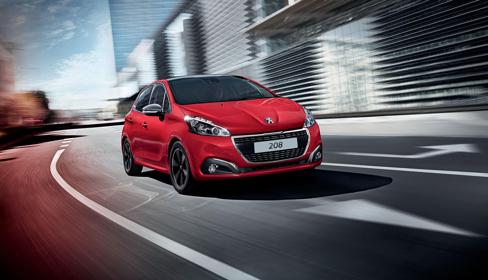 Το σούπερ μίνι Peugeot 208 έκανε ρεκόρ πωλήσεων