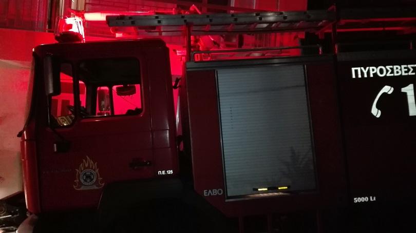 Χανιά: Φωτιά σε εστιατόριο – Εκτεταμένες ζημιές