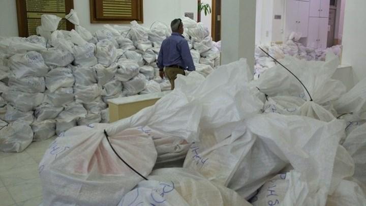 Τεράστια καθυστέρηση στην Κρήτη: Δεν έχουν παραδοθεί δεκάδες εκλογικοί σάκοι