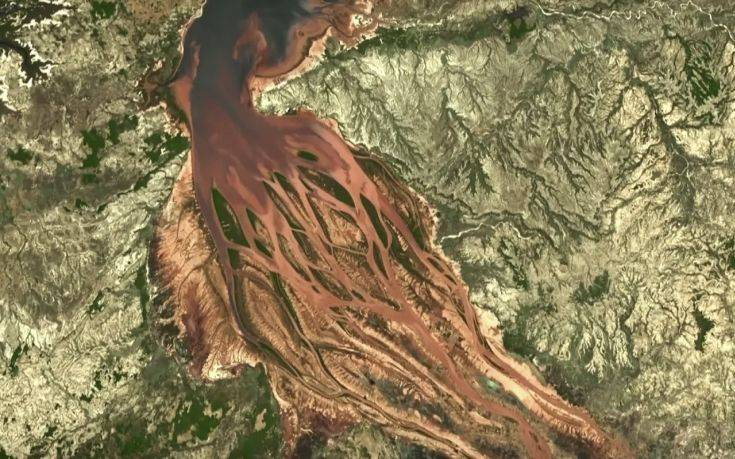 Πώς φαίνεται από το διάστημα η αποψίλωση των δασών