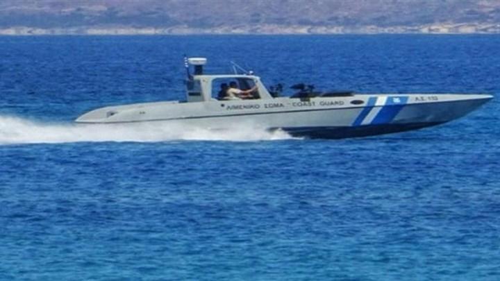 Λέμβος εξέπεμψε SOS κοντά στο Αγαθονήσι