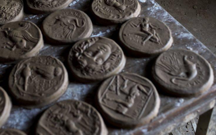 Δέκα αρχαιοελληνικά νομίσματα επιστρέφουν από τις ΗΠΑ στην Αθήνα