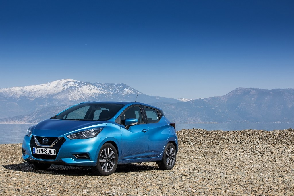 Δελεαστική πρόταση από την Nissan:Με 149 ευρώ το μήνα μπορείτε να αποκτήσετε τοMICRA ΙG-T 100PS
