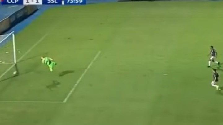 Παραγουάη: Βοηθός μέτρησε γκολ ενώ η μπάλα ήταν ένα μέτρο έξω [βίντεο]