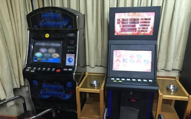 Αττική: Στο φως κατάστημα παράνομων τυχερών παιχνιδιών – Μία σύλληψη