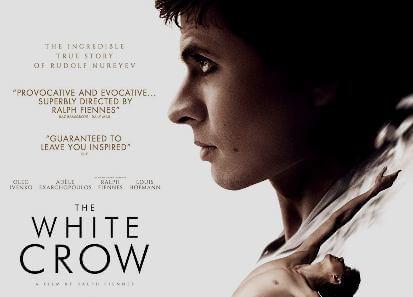 The White Crow – Νουρέγιεφ: Το Λευκό Κοράκι, Πρεμιέρα: Ιούνιος 2019 (trailer)