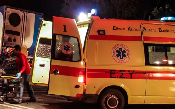 Αυτοκίνητο παρέσυρε δύο πεζούς στο Αγρίνιο