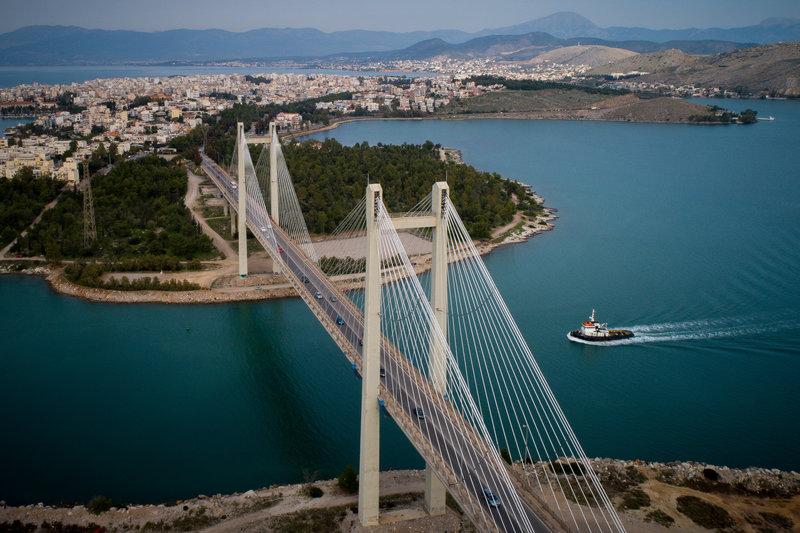 Τραγωδία στη Χαλκίδα: Αυτοκτόνησε πέφτοντας στο κενό από την Υψηλή Γέφυρα