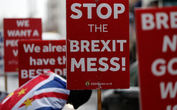 Βρετανία: Οι Εργατικοί λένε όχι σε μια ακόμη ίδια συμφωνία για το Brexit
