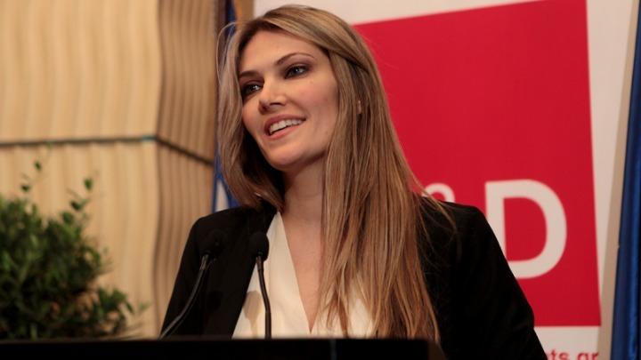 Εύα Καΐλή: Κρίσιμες οι ευρωεκλογές και για την Κρήτη