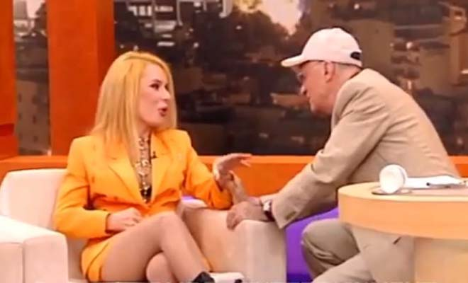 Νίκος Μαστοράκης για Τζούλια Μπάρκα: «Μια γυναίκα που δεν πείραξε κανέναν και την πείραξαν πολλοί»
