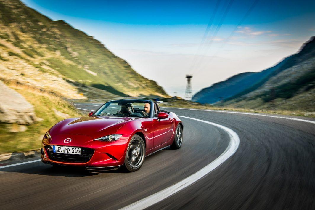 Η Mazda επιστρέφει στην Ελλάδα κάτω από την «ομπρέλα» του Ομίλου Συγγελίδη