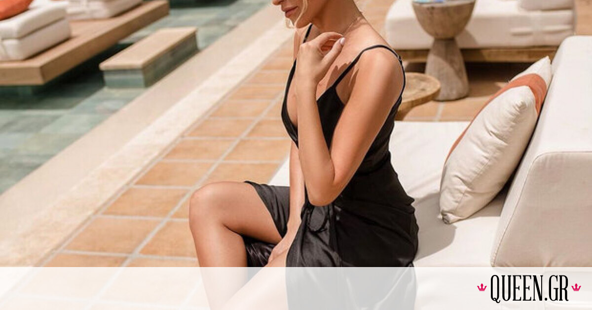 Queen SOS: Μπορώ να φορέσω ένα total black σύνολο το καλοκαίρι;