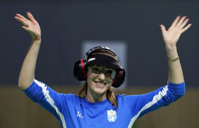 Χρυσό μετάλλιο για την Άννα Κορακάκη στο Παγκόσμιο Κύπελλο του Μονάχου