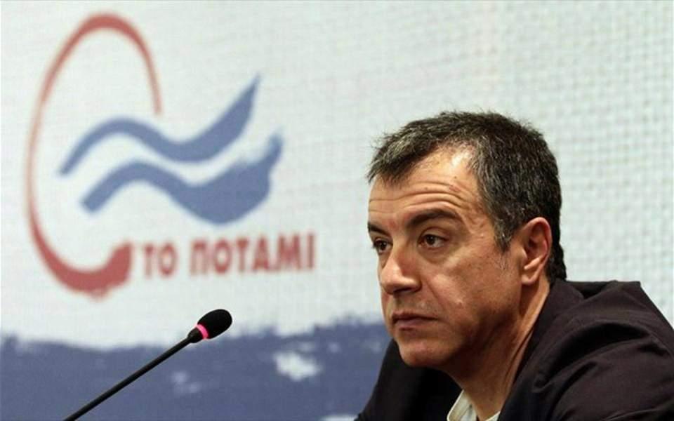 Στο Ηράκλειο το πρώτο debate του Σταύρου Θεοδωράκη με δημοσιογράφους