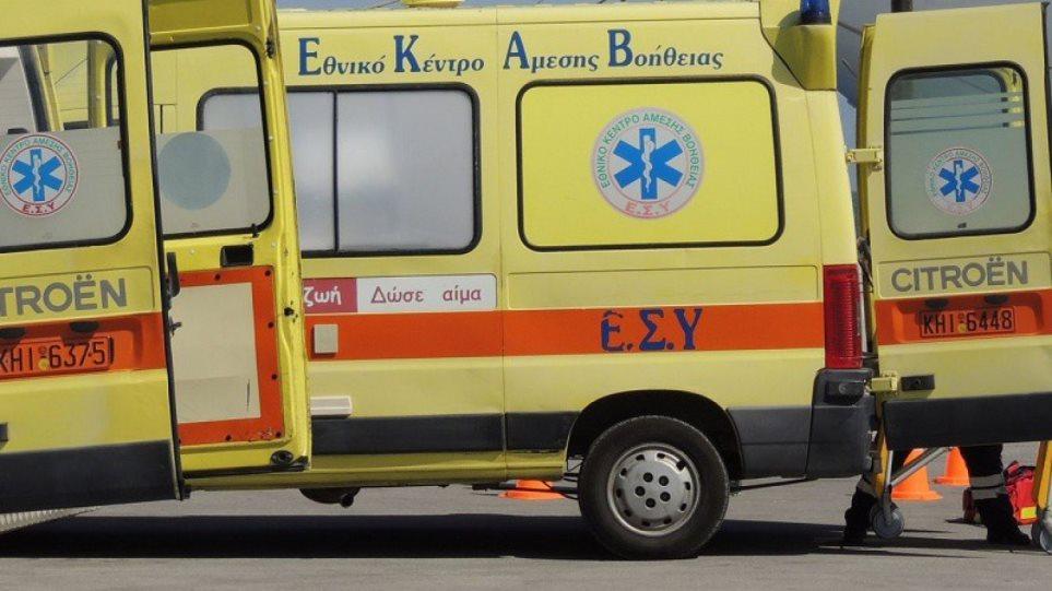 Γρεβενά: Βουτιά στο κενό για 40χρονη από τον 4ο όροφο