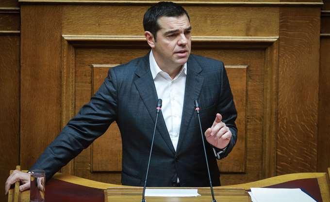 Τσίπρας: Ζητάω την εμπιστοσύνη του λαού πάνω σε ένα σχέδιο ανάτασης, ανάκαμψης και ενίσχυσης των πολλών