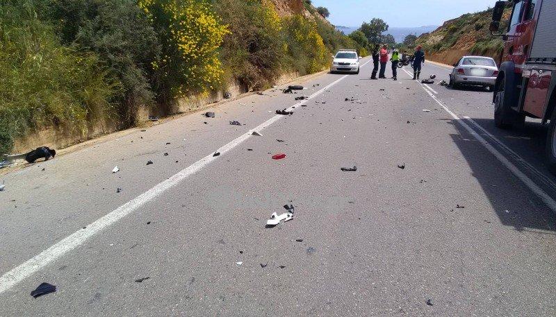 """Κρήτη: Τον Σταυρό στα Θεοφάνεια είχε πιάσει ο 21χρονος που """"έσβησε"""" στο τραγικό τροχαίο"""