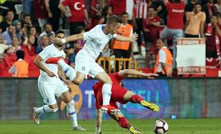 """""""Καμπανάκι"""" για την Εθνική η ήττα στη Τουρκία"""