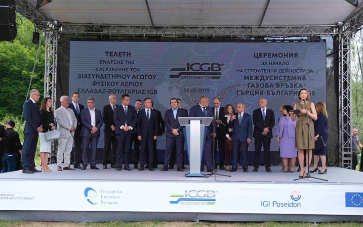 Ο αγωγός IGB, ο TAP, ο σταθμός υγροποιημένου αερίου στην Αλεξανδρούπολη και το ενεργειακό όραμα για την περιοχή