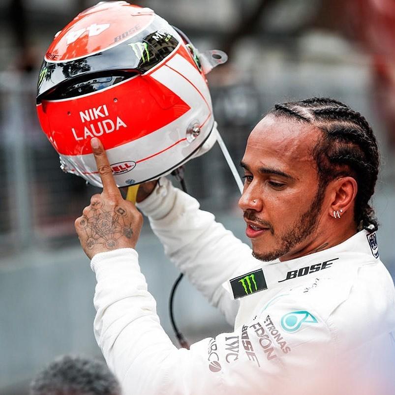 Lewis Hamilton : Απέδειξε ότι δεν είναι τυχαία πρωταθλητής