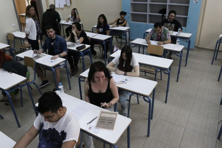 Πανελλήνιες: Επίδομα 350 ευρώ σε υποψήφιους που εξετάζονται σε άλλη σχολική μονάδα