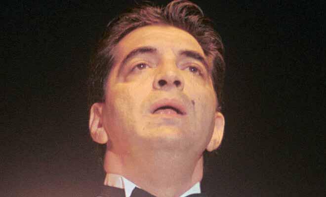 Θλίψη για τον αγαπημένο ηθοποιό: Πέθανε ο Κώστας Ευριπιώτης