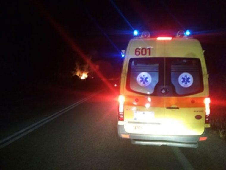 Τρίκαλα: Ηλικιωμένος βρέθηκε νεκρός στο αυτοκίνητο που έμενε